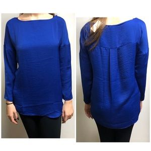MNG blue top